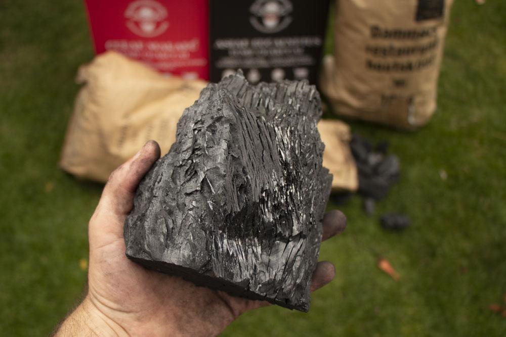 quebracho houtskool